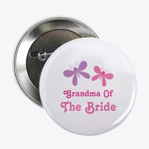 """Grandma of the Bride 2.25"""" Button"""