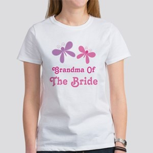 Grandma of the Bride Women's T-Shirt