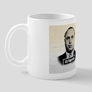 Al Capone Historical Mugs