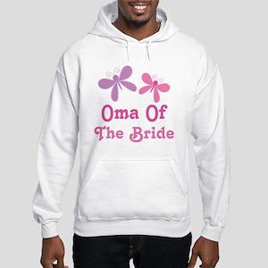 Oma of the Bride Hooded Sweatshirt