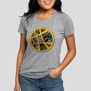 Doctor Strange Sanctum Wi Womens Tri-blend T-Shirt