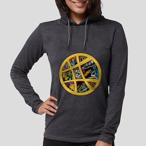 Doctor Strange Sanctum Window  Womens Hooded Shirt