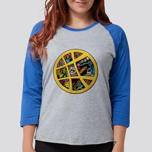 Doctor Strange Sanctum Window  Womens Baseball Tee