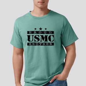 usmcbrother Mens Comfort Colors Shirt