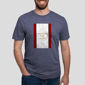 Congratulations U. S. Army  Mens Tri-blend T-Shirt