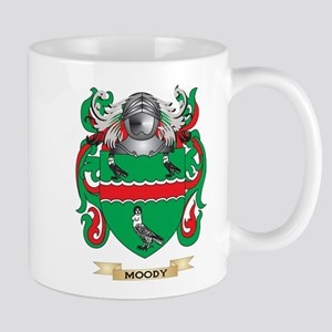 Moody Coat of Arms - Family Crest Mugs