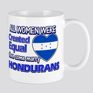 Hondurans husband designs Mug