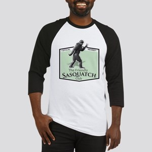 The Friendly Sasquatch Club Baseball Jersey