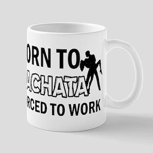 born to bachata designs Mug