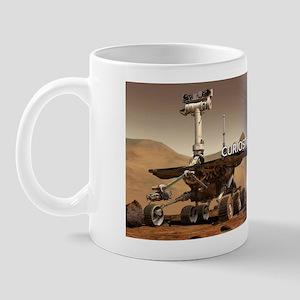 Curiosity Historical Mugs