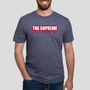 The Supreme Light Mens Tri-blend T-Shirt