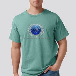 Federation Of PLanets Lo Mens Comfort Colors Shirt