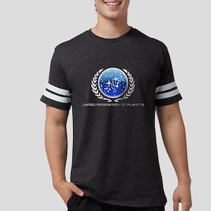 Federation Of PLanets Logo Mens Football Shirt