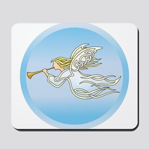 Flying Angel Mousepad