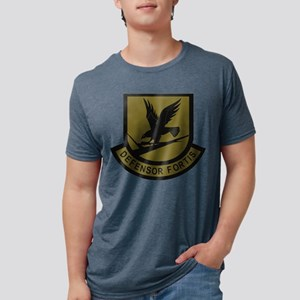 Def Fort subdued 2 Mens Tri-blend T-Shirt