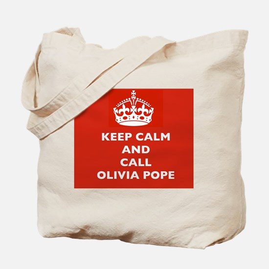 Keep Calm and Call Olivia Pope- Scandal TV Show To