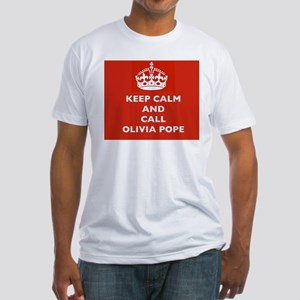 Keep Calm and Call Olivia Pope- Scandal TV Show T-
