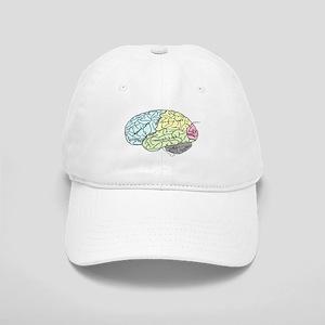 dr brain lrg Baseball Cap