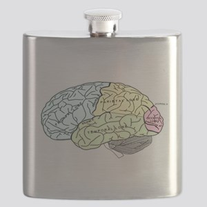 dr brain lrg Flask