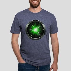 Borg Alcove Regeneration Di Mens Tri-blend T-Shirt