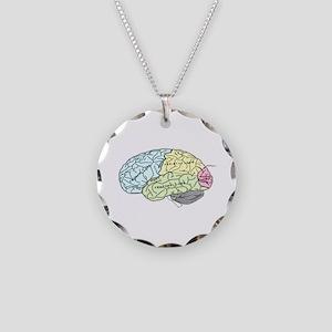 dr brain lrg Necklace