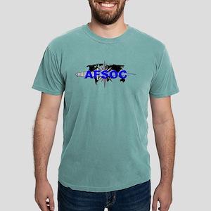 AFSOC-black Mens Comfort Colors Shirt