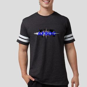 AFSOC-black Mens Football Shirt