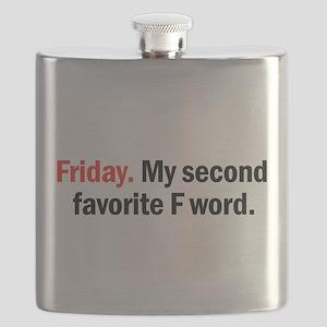 My favorite word Flask