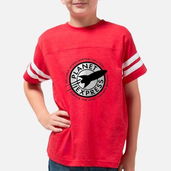 Planet Express Logo Light Youth Football Shirt