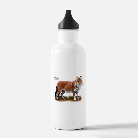 Dhole Sports Water Bottle