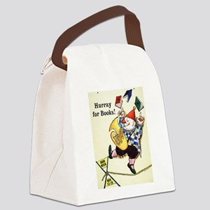 1960 Children's Book Week Canvas Lunch Bag