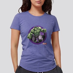 TheHulk light Womens Tri-blend T-Shirt