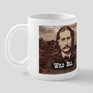Wild Bill Historical Mugs
