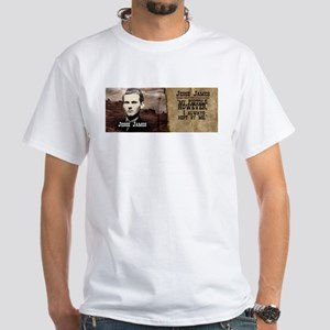 Jesse James Historical T-Shirt