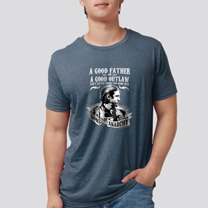 Sons of Anarchy Good Father Mens Tri-blend T-Shirt