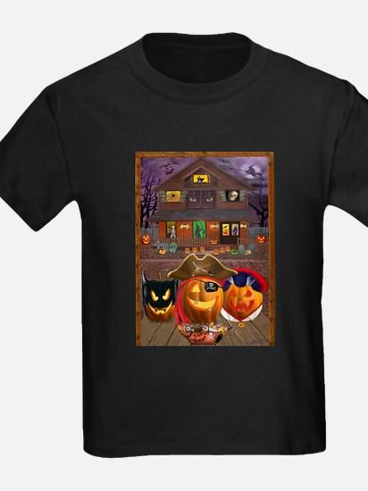 PUMPKIN MASQUERADE T-Shirt