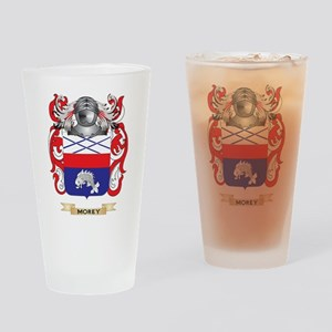 Morey Coat of Arms - Family Crest Drinking Glass