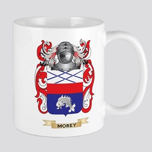 Morey Coat of Arms - Family Crest Mugs