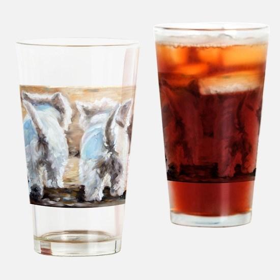 Farewell Drinking Glass