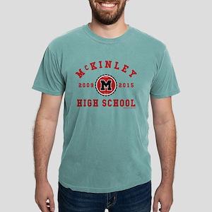 Glee McKinley High Schoo Mens Comfort Colors Shirt