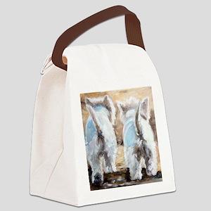 Farewell Canvas Lunch Bag