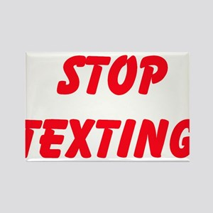 Stop Texting Magnets