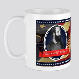 Stonewall Jackson Historical Mugs
