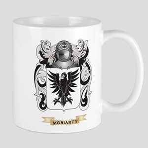 Moriarty Coat of Arms - Family Crest Mugs