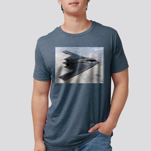 3-b_2-stealth-bomber Mens Tri-blend T-Shirt