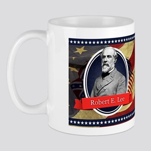 Robert E. Lee Historical Mugs