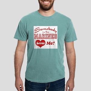 somebodymarines2 Mens Comfort Colors Shirt
