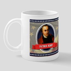 Patrick Henry Historical Mugs