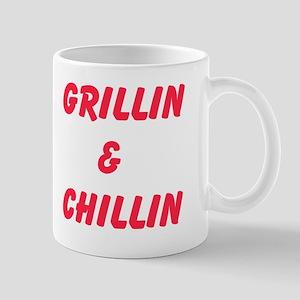 Grillin and Chillin Mugs