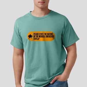 Please State the Nature  Mens Comfort Colors Shirt